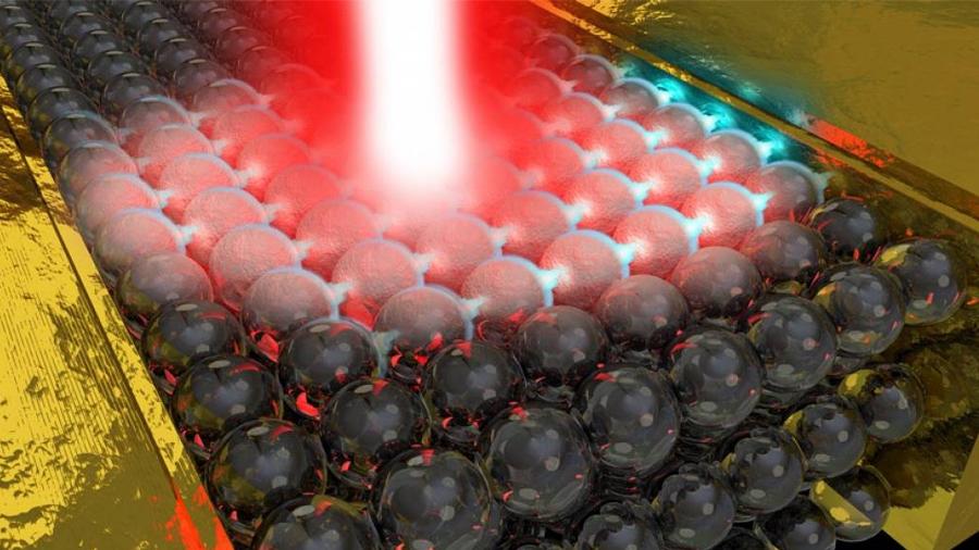 Postulan que explosiones láser generan electricidad más rápido que cualquier otro método