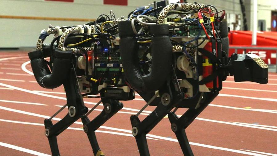 Así funciona el robot ciego que esquiva obstáculos sin ayuda de las cámaras (Video)