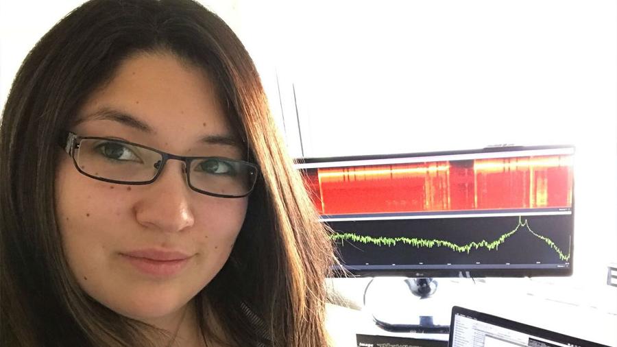 """Barbarita Lara, primera chilena reconocida por el MIT: """"Hay tantas mujeres científicas y nadie se da cuenta"""""""
