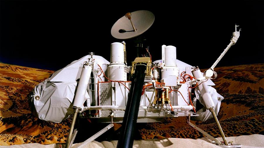 Sin querer, NASA podría haber quemado evidencia de vida en Marte