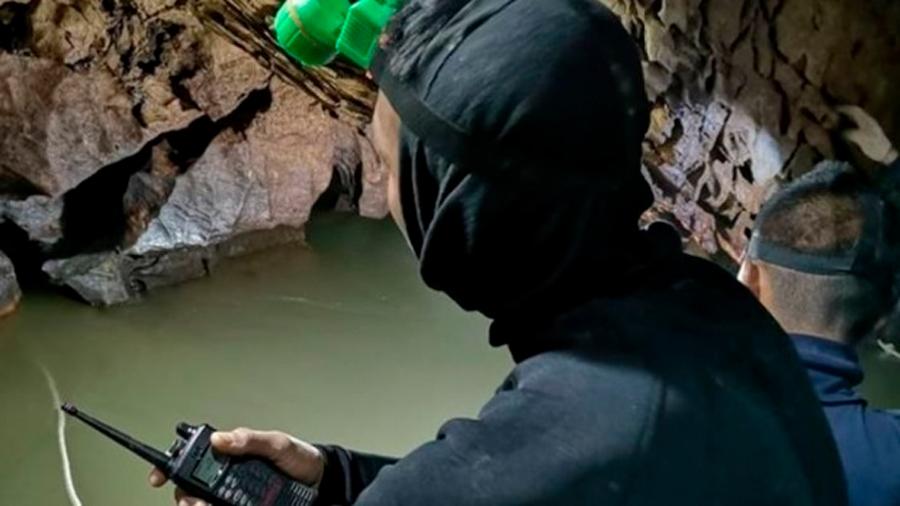 Con tecnología israelí comunicaban los chicos tailandeses con el exterior antes de rescatarlos