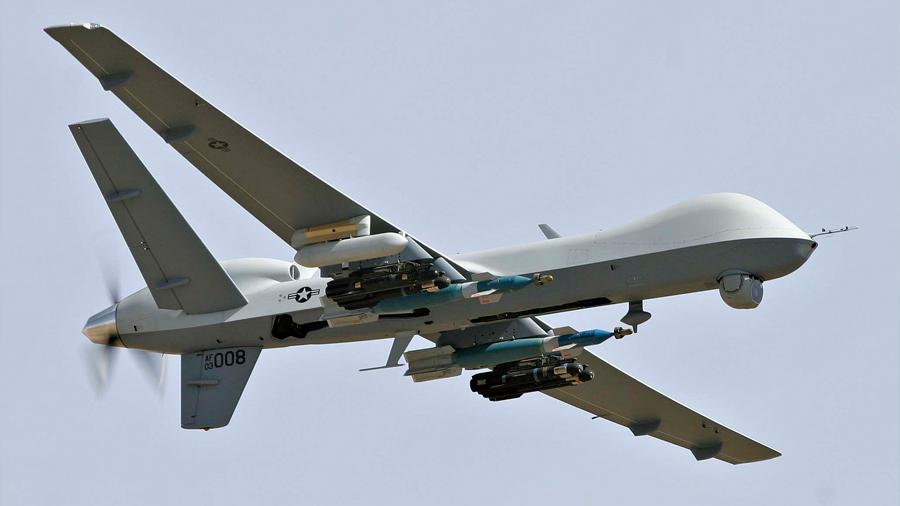 """MQ-9 Reaper, el dron más letal y usado por el ejército de EU cuya información se vendía en la """"internet profunda"""""""