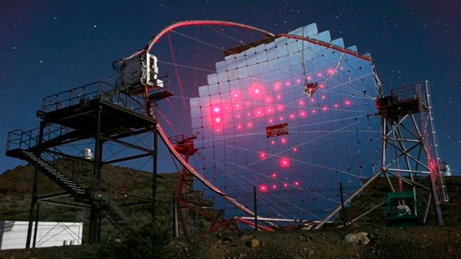 Localizan el primer neutrino cósmico externo a la Vía Láctea y lo rastrean hasta su punto de origen