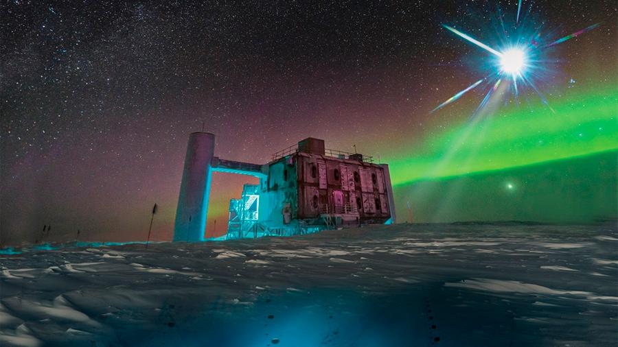 Descubierta la primera fuente de rayos cósmicos