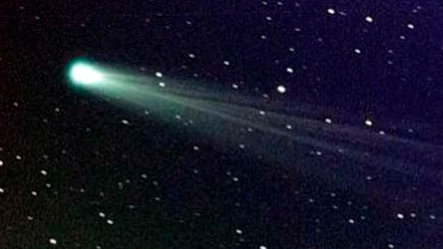 Así es Hulk, el gigantesco cometa rumbo hacia el sol que podremos ver dos días de agosto