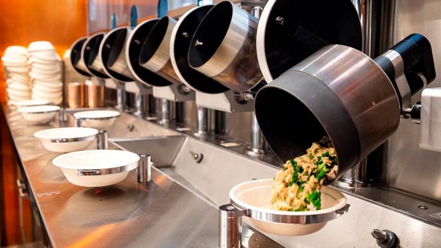 Egresados del MIT crean primer restaurante atendido por robots