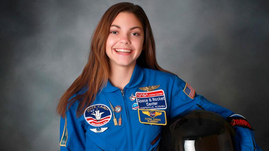 Así es Alyssa Carson, la chica de 17 años que la NASA entrena para pisar Marte