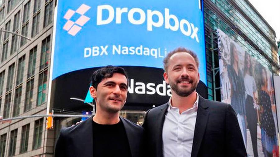Cómo dos desconocidos triunfaron con Dropbox, una empresa tecnológica que Steve Jobs quiso destruir
