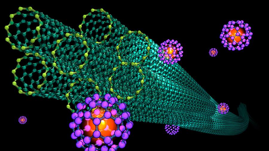 Idea científico mexicano método para purificar y oxidar nanotubos de carbono de uso industrial