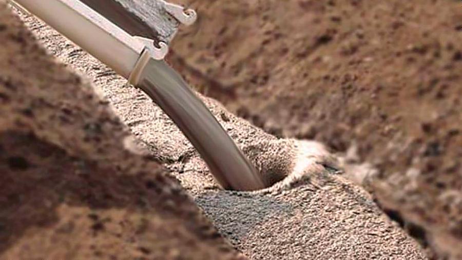 Crean fluido de cementación para pozos petroleros de bajo costo