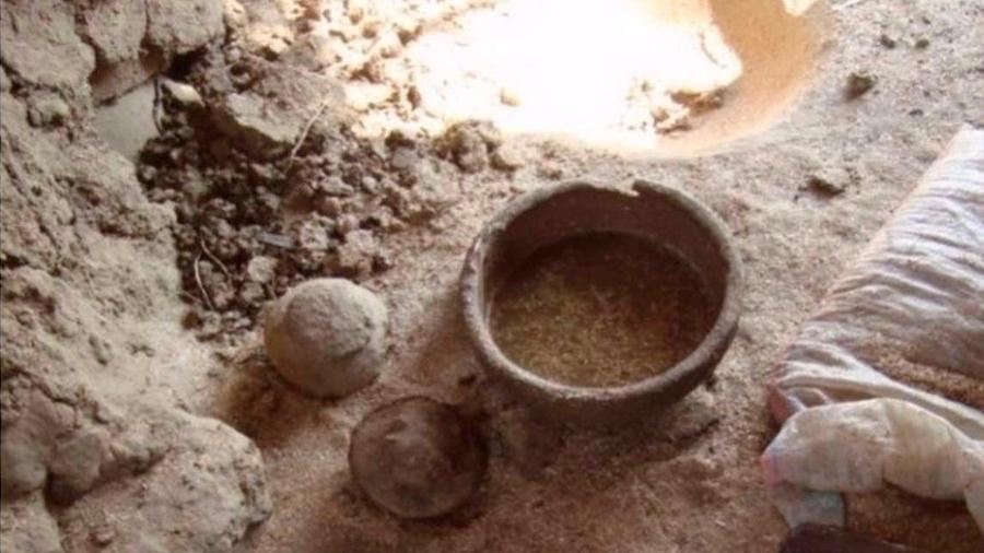 Descubren el taller de cerámica más antiguo de Egipto: data de hace 4,500 años