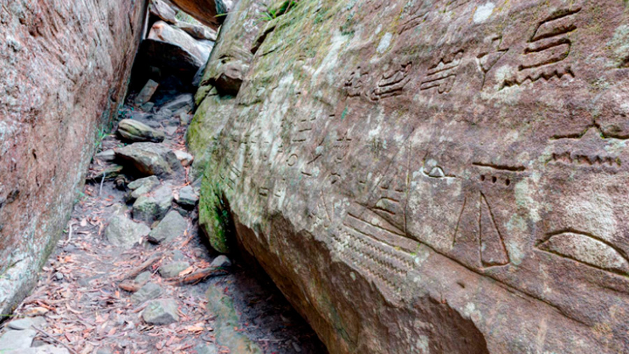 Descubren antigüedades egipcias ocultas durante la Segunda Guerra Mundial