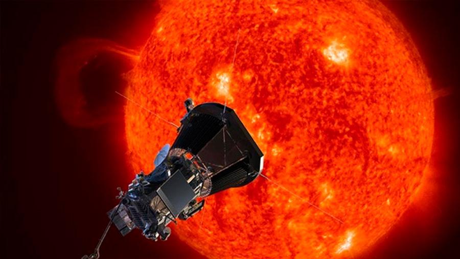 La NASA envía una nave al Sol que cruzará su atmósfera a más de 500 mil grados de temperatura