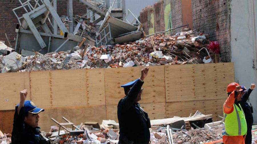 Investigadores mexicanos crean un mapa de intensidades sísmicas y daños en tiempo real