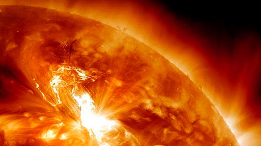 Científicos identifican estructura dentro de la atmósfera solar