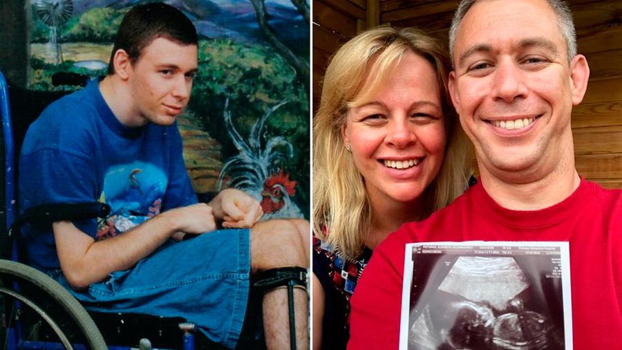 El hombre que estuvo más de 10 años en coma y ahora va a ser padre