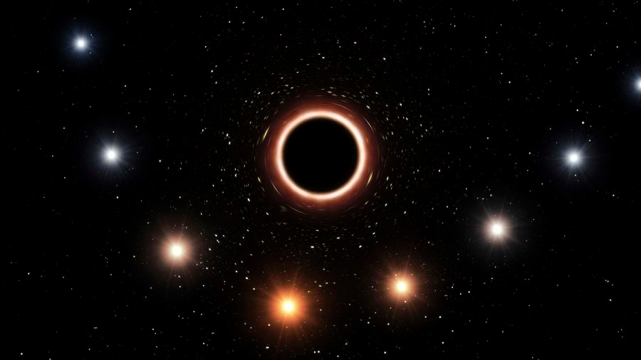 Se confirma por primera vez Teoría de Relatividad de Einstein cerca de agujero negro supermasivo