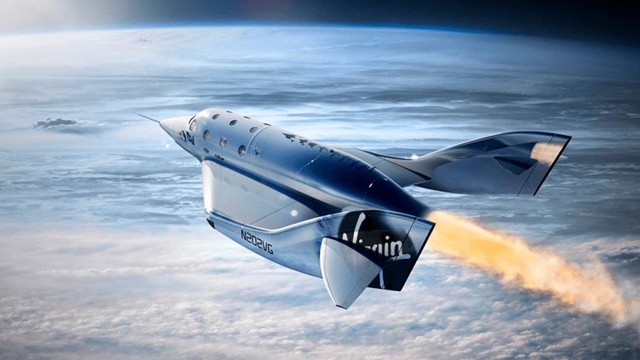 Virgin Galactic rompe récord de altura con un nuevo vuelo de prueba: 170 mil pies