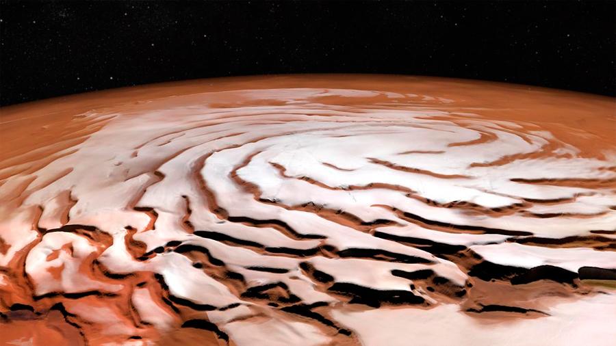 La nueva puerta en la exploración del cosmos que abre el hallazgo de agua en Marte
