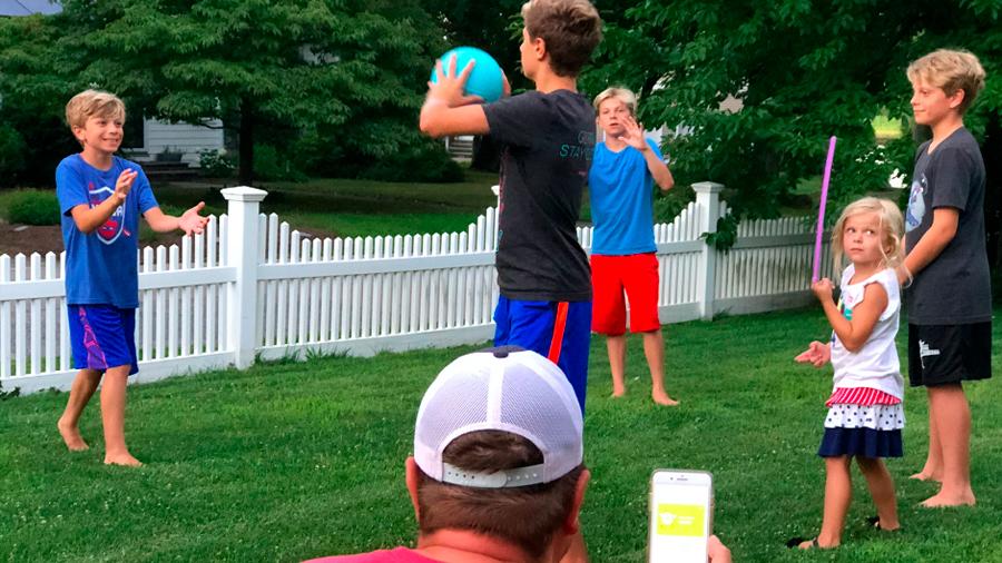 Una app obliga a tus hijos a hacer ejercicio para poder usar el móvil
