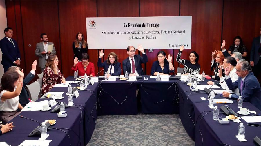 Comisión Permanente condenará hechos de violencia en Nicaragua