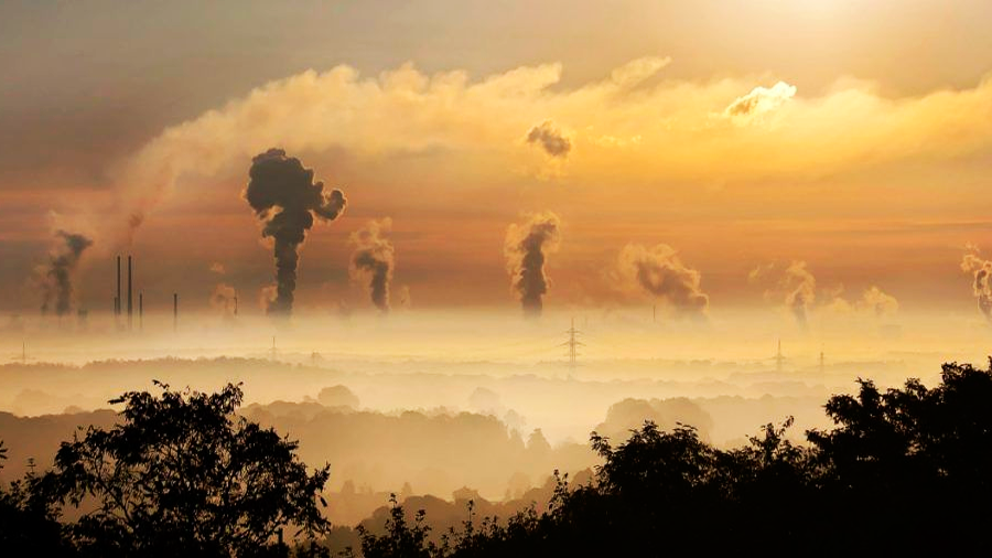 La concentración de CO2 en la atmósfera bate marcas de 800.000 años