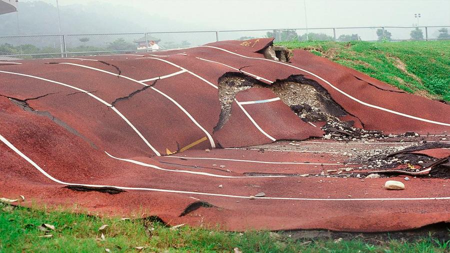 Un gran terremoto puede ocasionar otro en el lado opuesto de la Tierra