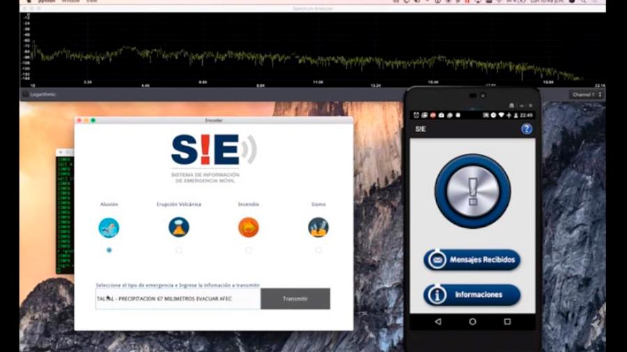 Innovadora chilena crea app que da vida a celulares sin señal durante desastres