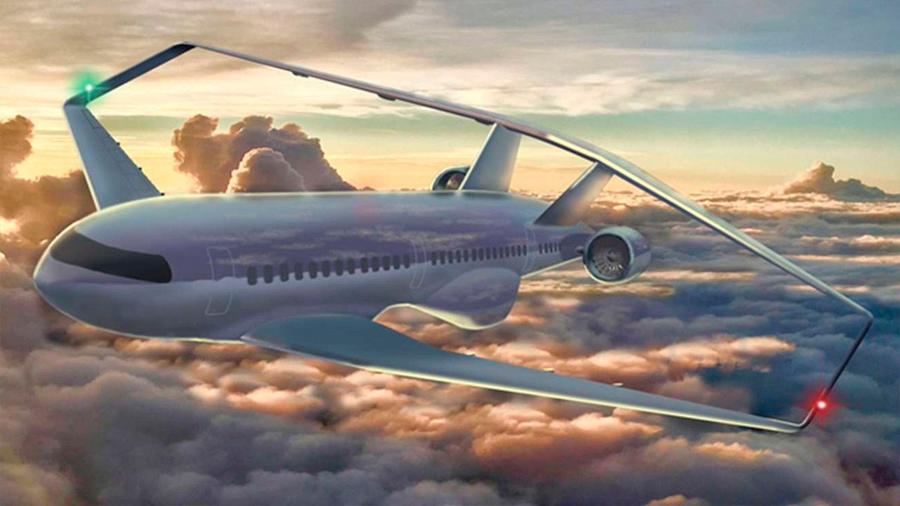 Grandes perspectivas para la aviación tras un ingenioso rediseño de las alas de los aviones