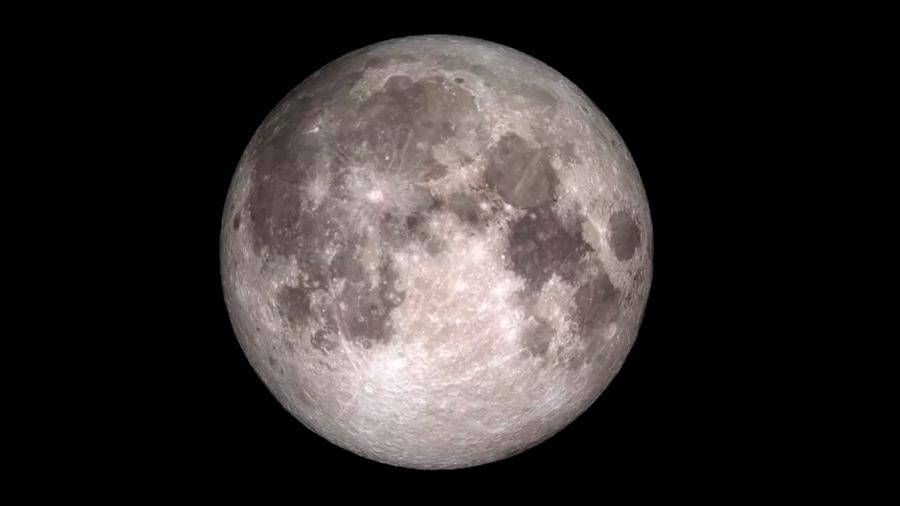 Dos meteoritos impactan el lado oscuro de la Luna