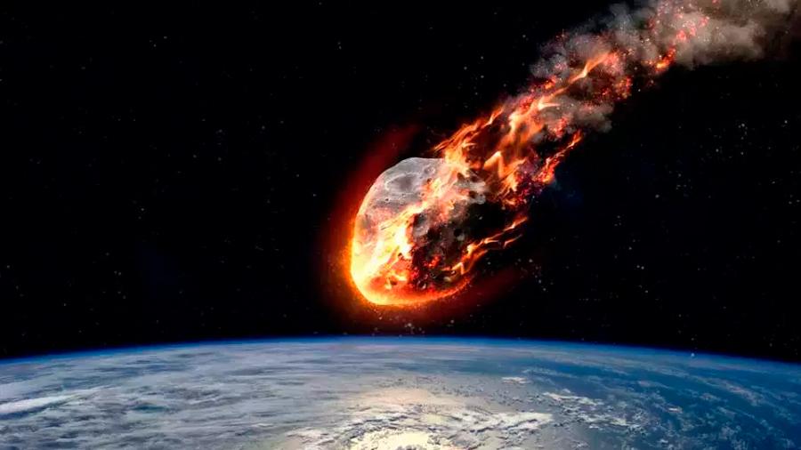 Científicos rusos han descubierto un nuevo mineral en el fragmento de un meteorito