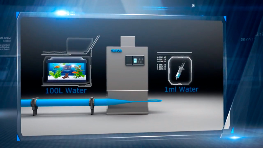 Un dispositivo de control del agua ofrecerá un diagnóstico rápido de bacterias mortales