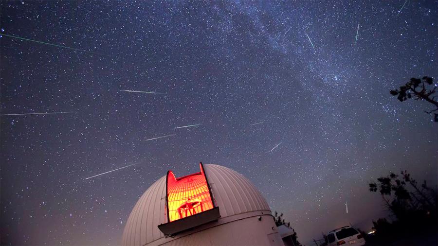Llega en 5 días la lluvia de las Perseidas, espectáculo asegurado con cien meteoros por hora