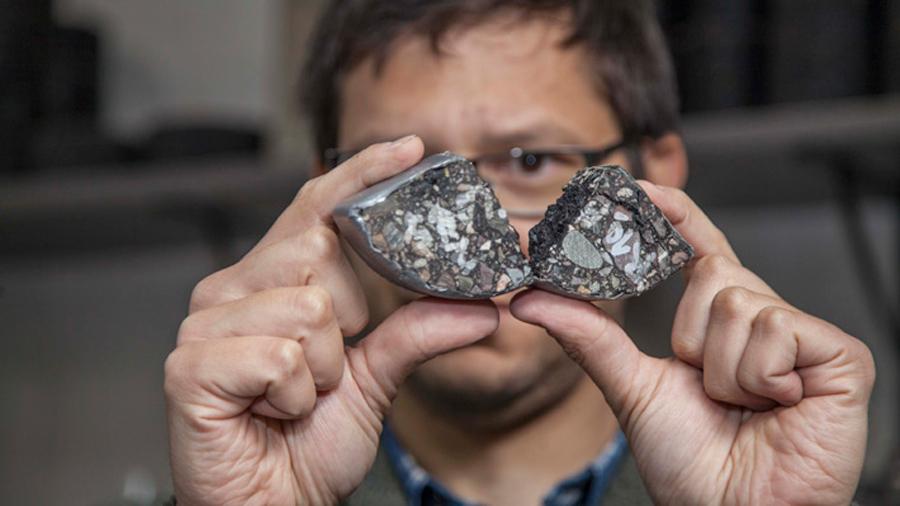 Asfalto reciclado chileno puede autorreparar sus grietas con el calor