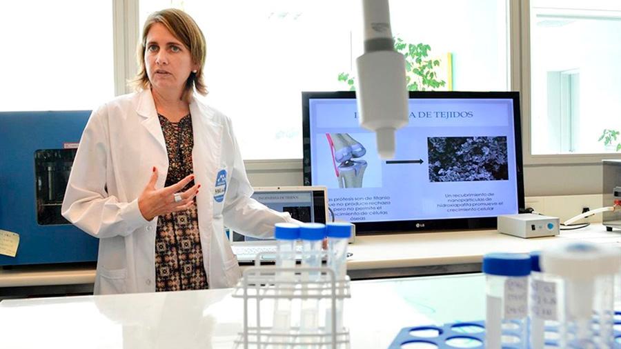 Científica argentina desarrolla órganos en miniatura para probar drogas oncológicas