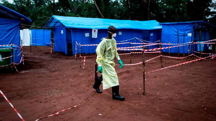 Hay un nuevo brote de ébola y ya hay una vacuna a la espera de licencia, ¿puede usarse?