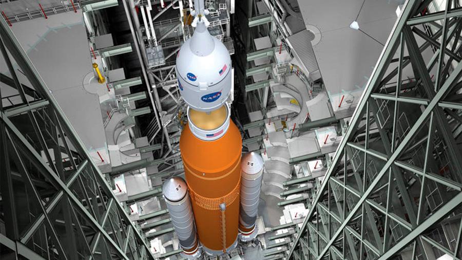 Un informe de científicos cuestiona los ambiciosos planes de la NASA para Marte