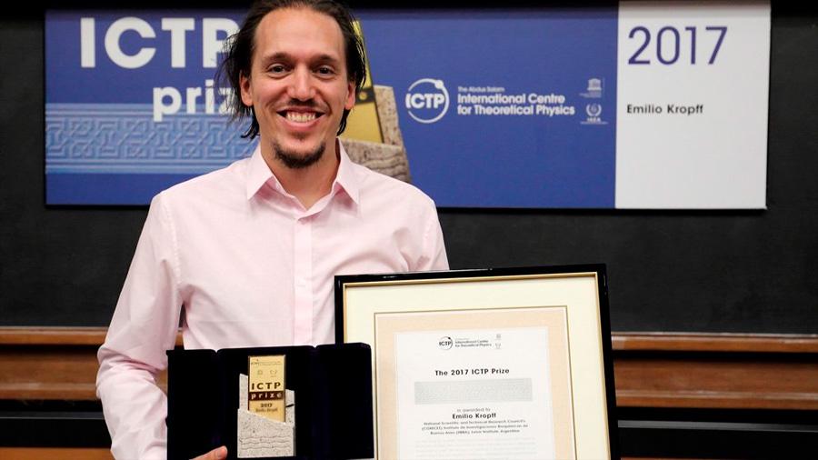 Premio internacional para un científico argentino que estudia el GPS cerebral