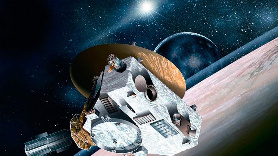 La nave New Horizons capta un misterioso brillo en el borde del Sistema Solar