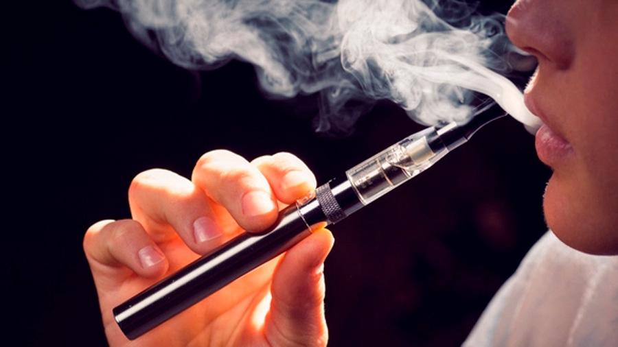 El vapor del cigarrillo electrónico aumenta la inflamación del pulmón