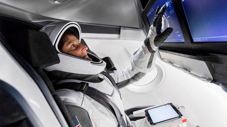 SpaceX, ante su gran desafío de llevar astronautas al espacio