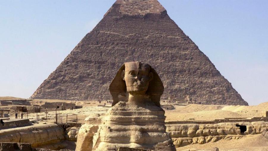 Descubren una nueva esfinge en Egipto