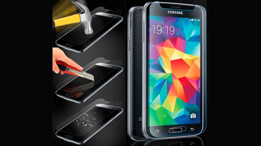 Patenta Samsung cubierta autorreparable para pantallas de gorilla glass