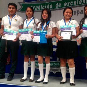 Escuela de Cuentepec, comunidad indígena de Morelos, repite la hazaña: obtiene el primer lugar absoluto del congreso CUAM-ACMor 2018