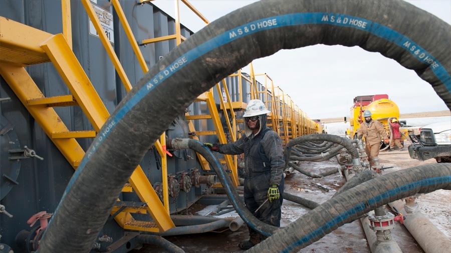 Los pozos de 'fracking' de EU gastan hasta un 770% más de agua que en 2011