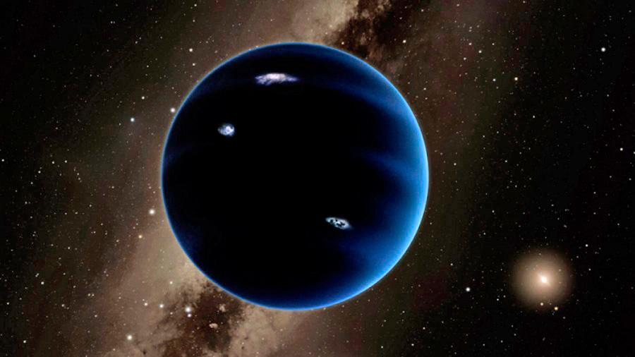 Prosigue el misterio sobre un posible nuevo planeta en nuestro sistema solar