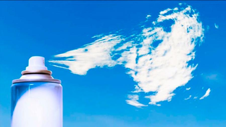 Estudian partículas diminutas de aerosol en zona alta del cielo para desentrañar el cambio climático