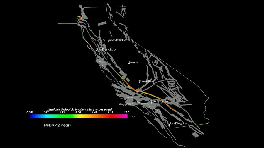 Científicos desarrollan un modelo basado en la física para prevenir terremotos
