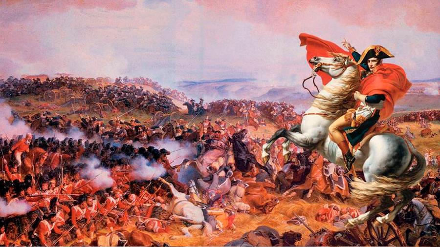 Un experto vincula la derrota de Napoleón en Waterloo a erupción de un volcán en indonesio