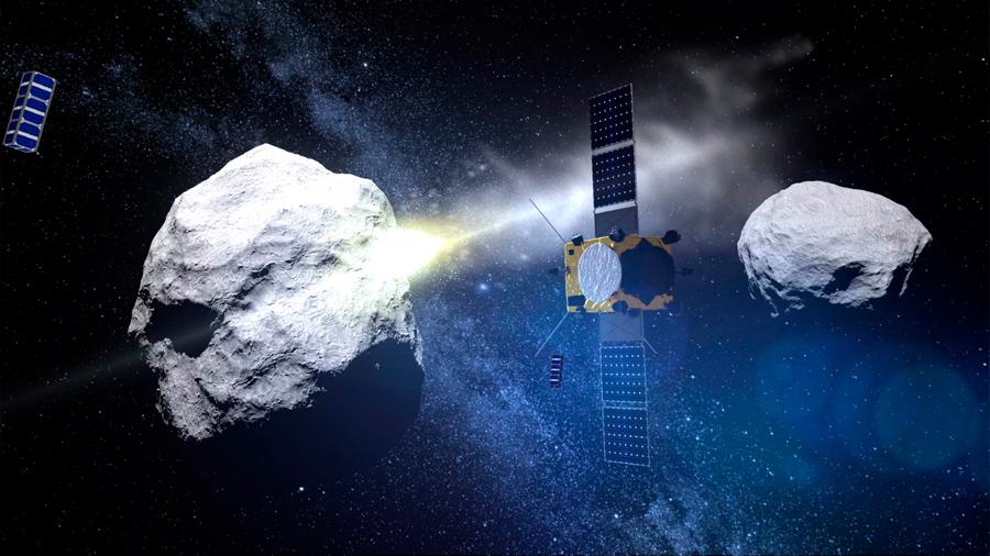 Un gran asteroide pasará a sólo 4,8 millones de kilómetros de la Tierra, a 32 mil kms por hora